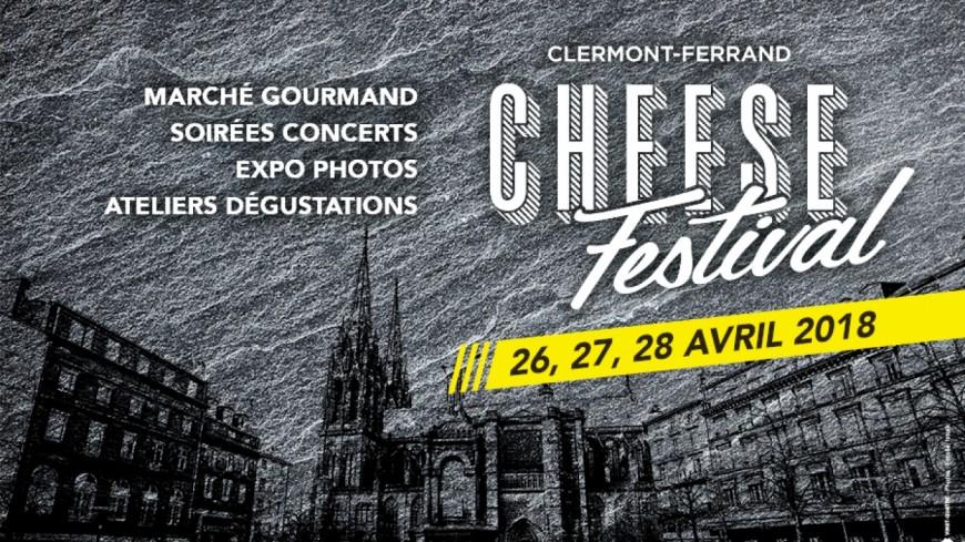 Clermont-Ferrand : 1ère édition du Cheese Festival