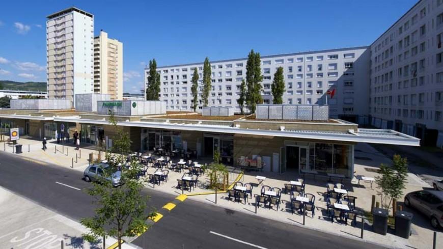 Rénovation urbaine de Clermont-Ferrand