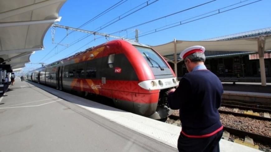 Grève des trains en Auvergne