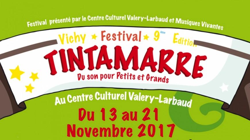 Vichy  : c'est parti pour la 9ème édition du Festival Tintamarre dédié au jeune public