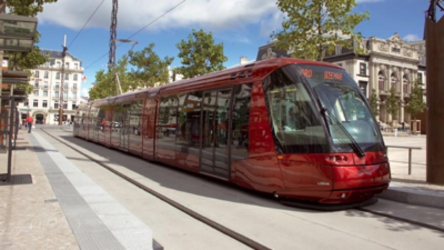 Clermont-Ferrand : Les travaux du tramway débutent aujourd'hui