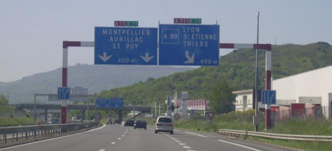 Travaux sur l'A71: 3 jours de fermeture totale au niveau de Clermont