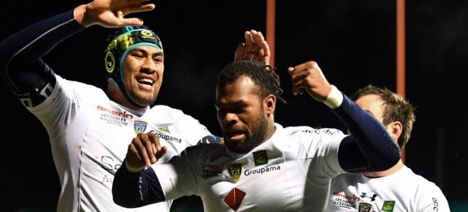 ASM : Clermont victorieux 46 à 14 face aux Saracens