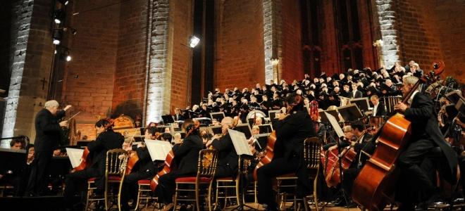 Auvergne : découvrez 51e Festival de la Chaise-Dieu