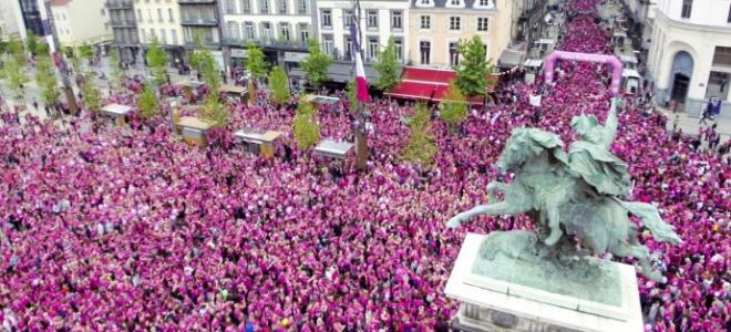 Clermont-Ferrand : gros succès pour la 10e édition de la Clermontoise