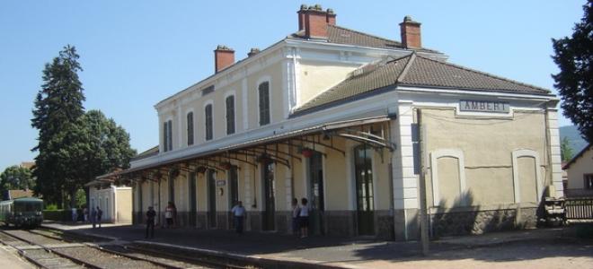 Ambert : Fermeture définitive du guichet SNCF le 31 décembre
