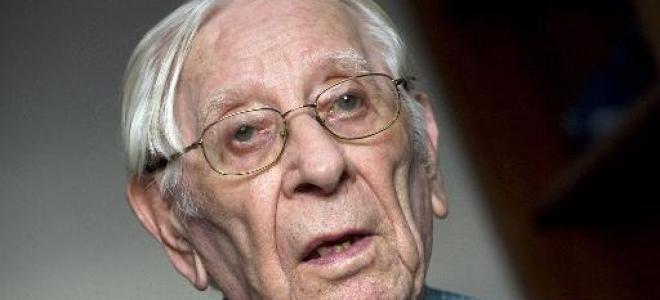 Auvergne : L'écrivain Jean Anglade est décédé à l'âge de 102 ans