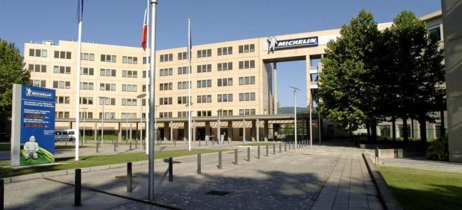 Michelin : bénéfice net en hausse de 12% au premier semestre 2017
