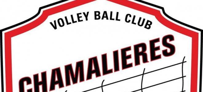 Chamalières : Les volleyeuses avec des américaines en renfort